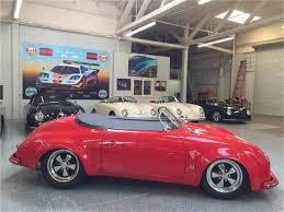 porsche speedster 2017 1957 porsche speedster for sale classiccars com cc 673527