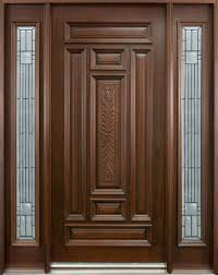 surprising single wooden door designs for indian homes