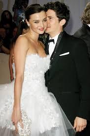 wedding dress miranda kerr orlando bloom miranda kerr in pics wedding white