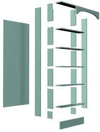 Diy Bookshelves Plans by 40 Easy Diy Bookshelf Plan Clip Art Library