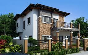 Two Storey House Design With Floor Plan 30 Best Two Story House Plans Images On Pinterest Story House