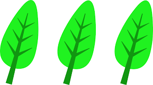 White Flag With Green Leaves Green Leaf Clipart Free Download Clip Art Free Clip Art On