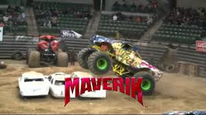monster truck racing association monster truck winter nationals maverik center tv spot youtube