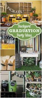 school graduation party ideas 6 tips to host the best outdoor graduation party outdoor
