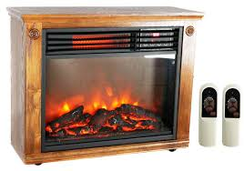 electric fireplaces direct infrared