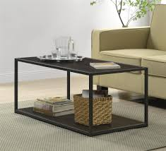 coffee table magnificent black metal coffee table stainless