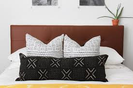 West Elm Headboard West Elm Inspired Diy Leather Tufted Headboard And Then We Tried