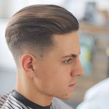 haircuts with longer sides and shorter back men s hair haircuts fade haircuts short medium long buzzed