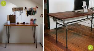 roundup 10 easy diy worktops and desks you can make yourself