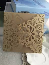Fancy Wedding Invitation Cards Compare Prices On Elegant Wedding Invitation Cards Online