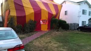 Bug Bombs For Bed Bugs Tent Fumigation For Bed Bugs Youtube