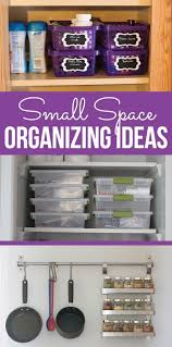 Organizing Ideas For Bathrooms by Best 25 Small Space Organization Ideas Only On Pinterest Small