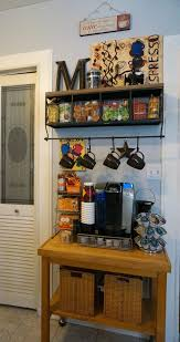 my new coffee bar shelf is from hobby lobby http shop