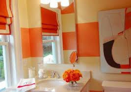 orange bathroom ideas orange bathroom decorating ideas for orange bathroom decorating