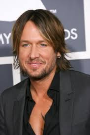 mens middle parting hairstyle mens hair styles keith urban middle part