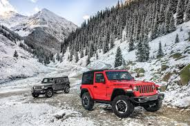 jeep wrangler snow tires 2018 jeep wrangler first drive review pictures specs digital