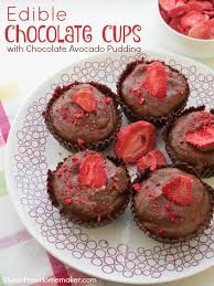 edible chocolate cups to buy edible chocolate cups gluten free homemaker