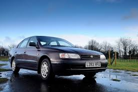 toyota carina toyota tracks down the oldest running british built carina e