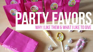 party favors party favor ideas for kids and munchkins