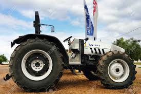 vintage lamborghini tractor gialova greece oct 9 lamborghini tractor shown at the