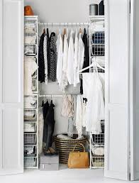 attractive closed closet systems closet organizer plans do it