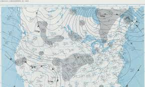 Weather Map Toledo Ohio by Christmas 1983 Blizzard And Record Cold