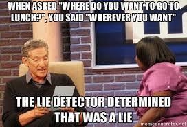 Maury Meme - image 614156 maury lie detector know your meme