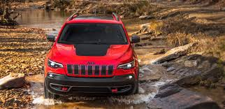jeep grand cherokee trailhawk off road 2019 jeep cherokee trail rated capability