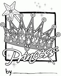 crown coloring page printable pages click the crown