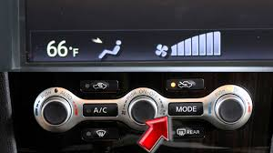 2012 nissan maxima automatic climate controls youtube