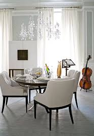 Best HOME Dining Rooms Images On Pinterest Traditional Homes - Comfy dining room chairs