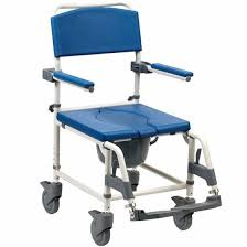 shower commode chair transit