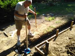 Interesting Ideas How Much To by Home Design How To Diy French Drain Installation For Drainage