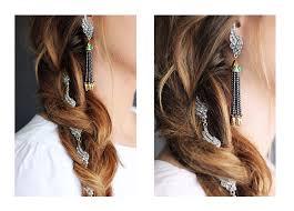 hair jewelry glamorous hair jewelry glitter inc