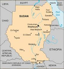 africa map khartoum projectafricaasia74 licensed for non commercial use only sudan