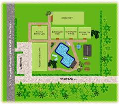 resort floor plan worawia holiday resort floorplan drawing