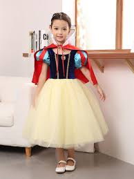 Halloween Costumes Snow White Cheap Toddler Snow White Halloween Costume Aliexpress