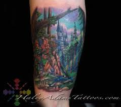 haley adams tattoonow