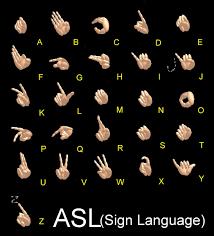 sign language over 100 words 5 steps