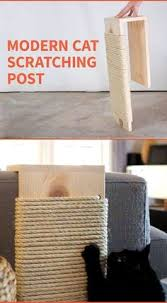 wall mount scratching post for cats by fredlaser on etsy cat