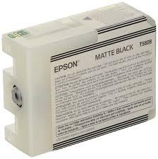 amazon com epson t5808 ultrachrome k3 matte black cartridge ink
