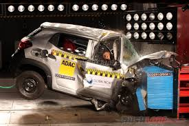 renault kwid safety rating is 0 watch crash test video