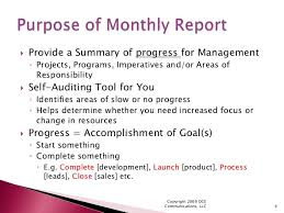 month end report template how to create meaningful monthly reports