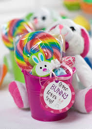 easter table favors some bunny you easter party squared
