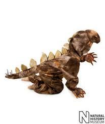 child u0027s deluxe stegosaurus dinosaur kids fancy dress costume 3 4 5