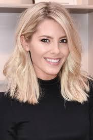 just below collar bone blonde hair styles short hairstyles your a list inspiration strawberry blonde