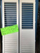Shutters For Interior Windows Interior Window Shutters Ebay