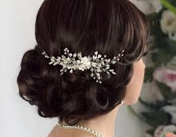 pearl hair accessories bridal hair comb bridal comb pearl hair comb wedding hair