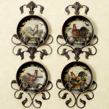 Dining Room Plate Sets by Kitchen And Dining Room Wall Decor Touch Inspirations With