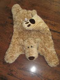 Pottery Barn Sale Rugs by Decor Animal Friendly Products With Fake Bear Rug U2014 Bethelutheran Org